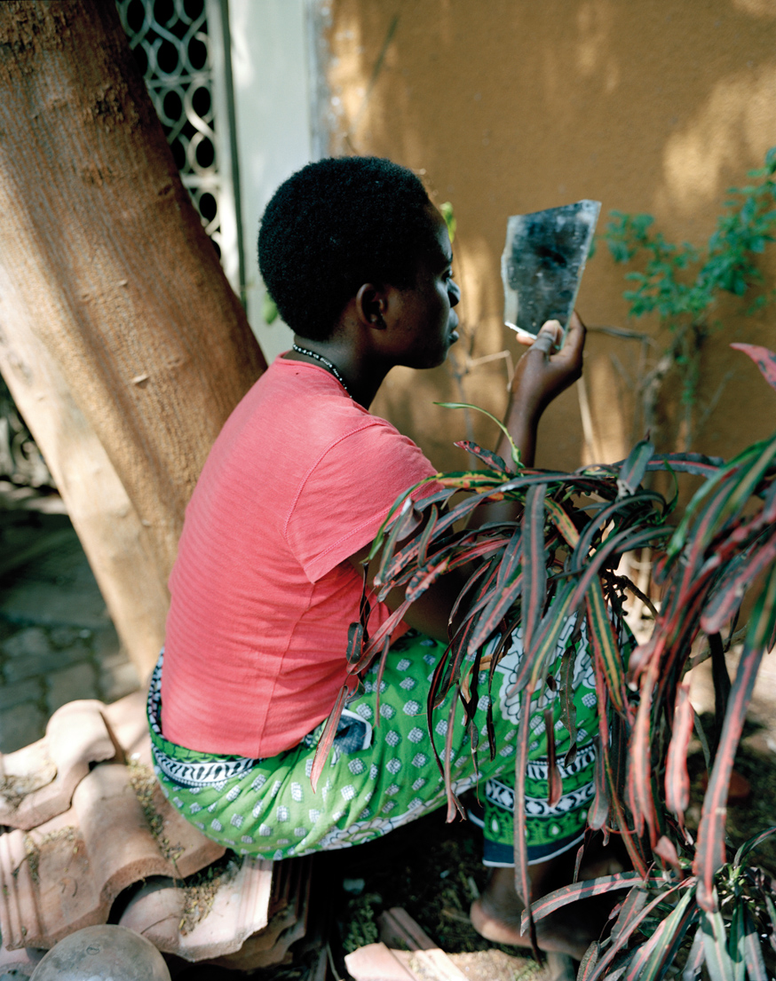 Salome, Tanzania 2010