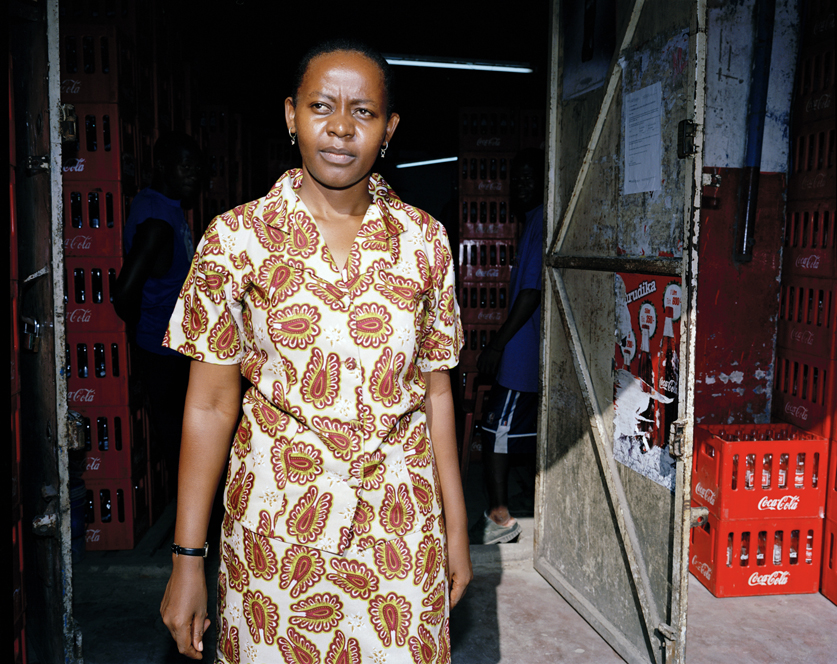 Coca Cola Kwanza (MDC), Dar es Salaam 2008