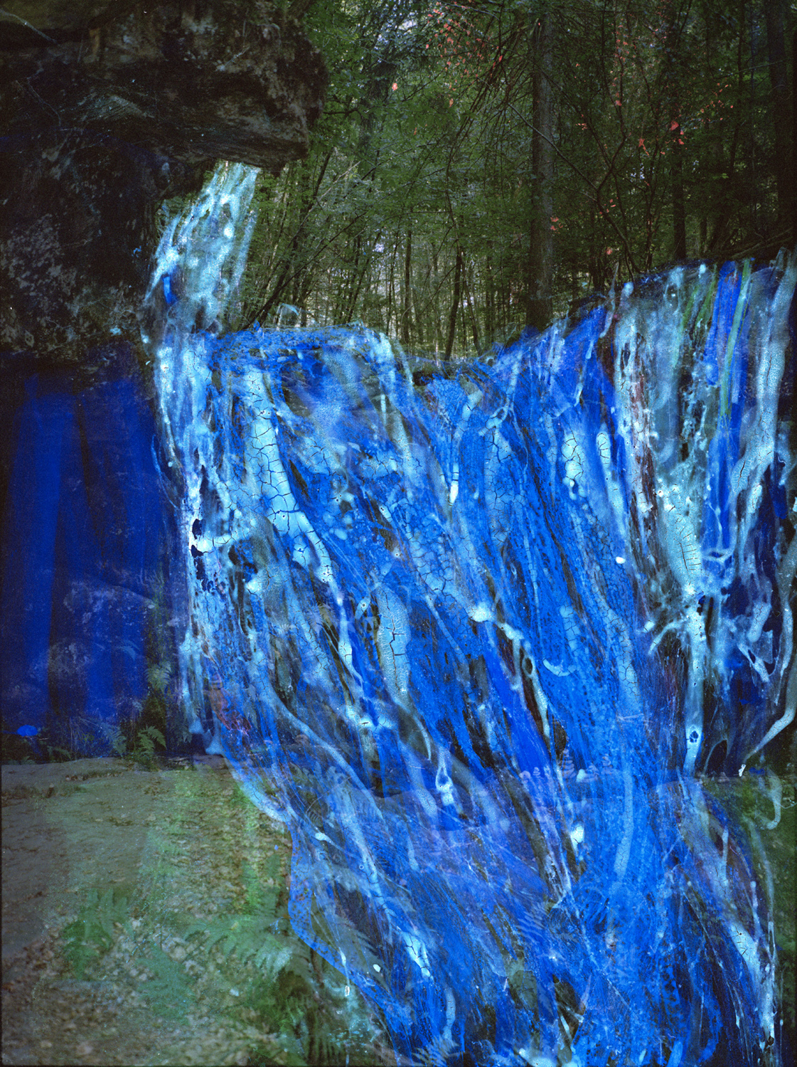 Bloedwaterval, Droiteval 2020