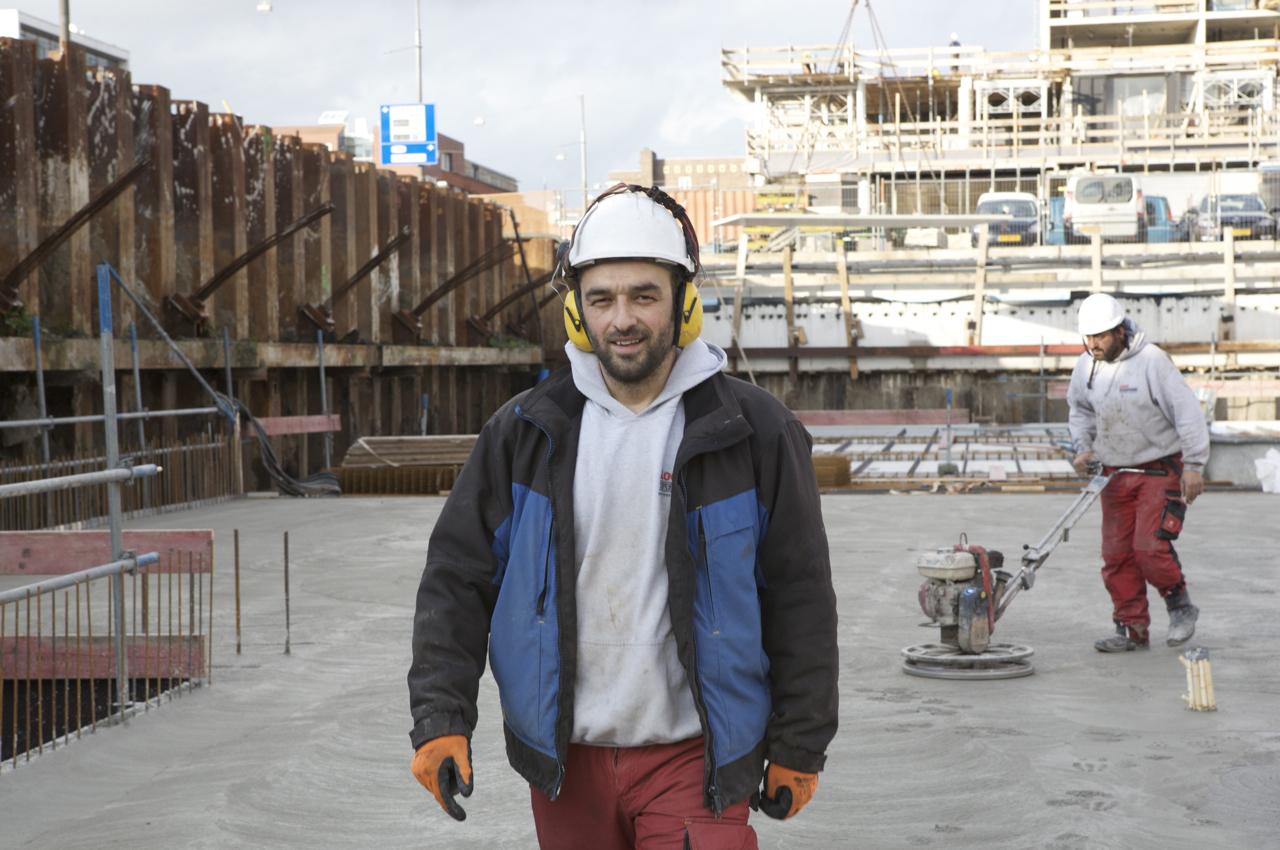VINK bouw Stadionplein