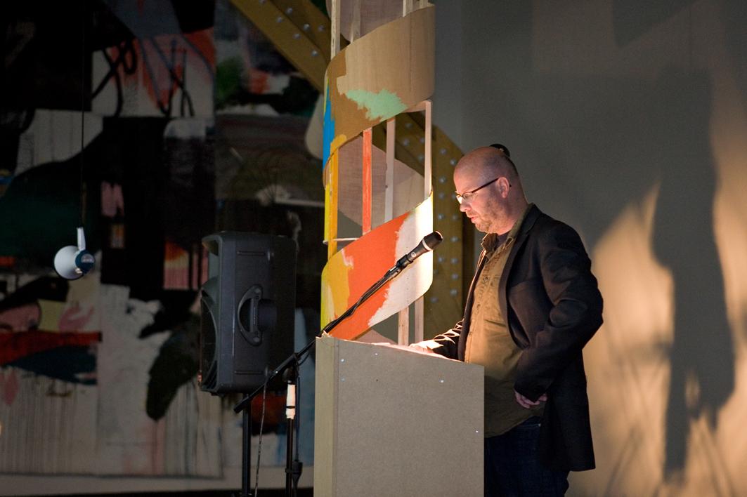 Rob Voerman (lancering Platform BK)